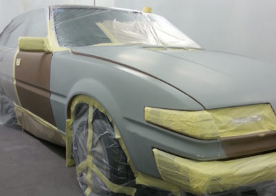 Rover SD1 before