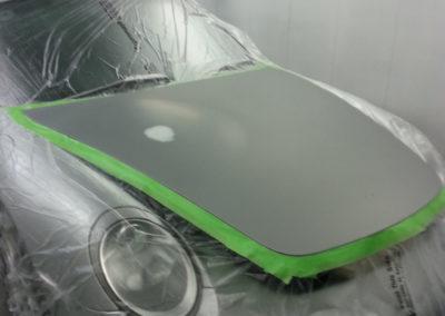 Porsche 911 before